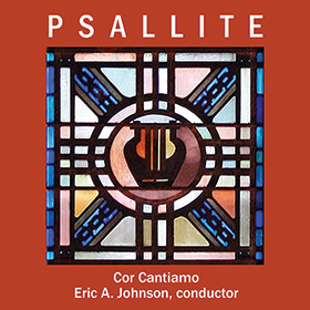 Psallite CD cover
