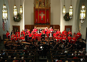 Knox Presbyterian Choir