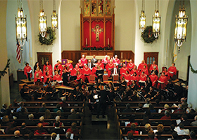 Knox Presbyterian Church Choir