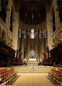 Cathedral of St. John the Divine, New York City