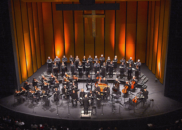 Chicago Bach Project St. John Passion 2015