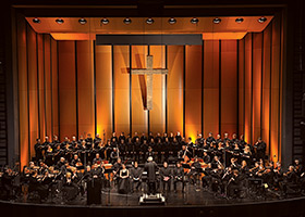 Chicago Bach Project, Harris Theater