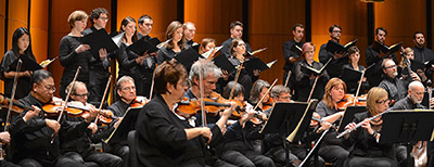 Chicago Bach Choir and Orchestra