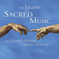 The Legend of Sacred Music CD