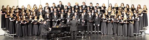 Wheaton Academy Combined Choirs