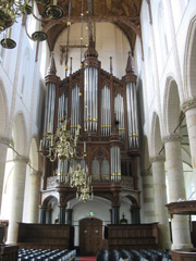 Grote Kerk, Naarden. Photo: Jan de Jong