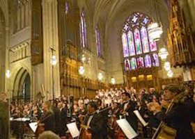 U.S. premiere of MacMillan St. Luke Passion at Duke University Chapel