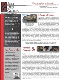 Aug 2013 newsletter