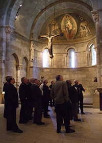 SDG tour of The Cloisters