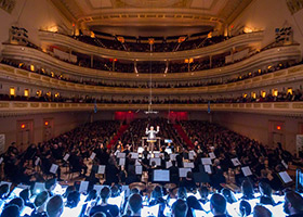 Rouse Requiem at Carnegie Hall