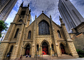 St. James Cathedral, Chicago