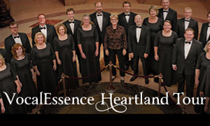 VocalEssence Heartland Tour