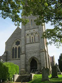 St. Augustine's Church, Penarth, Wales